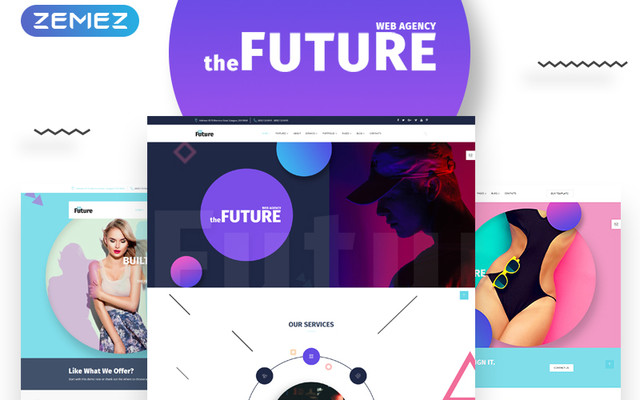 image for 20 Innovative Bootstrap Templates for 2019