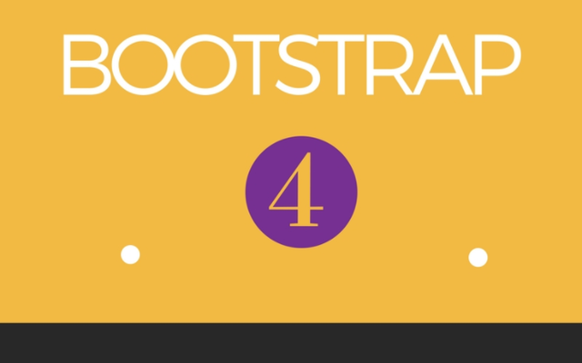 image for Bootstrap 4 - What you need to know