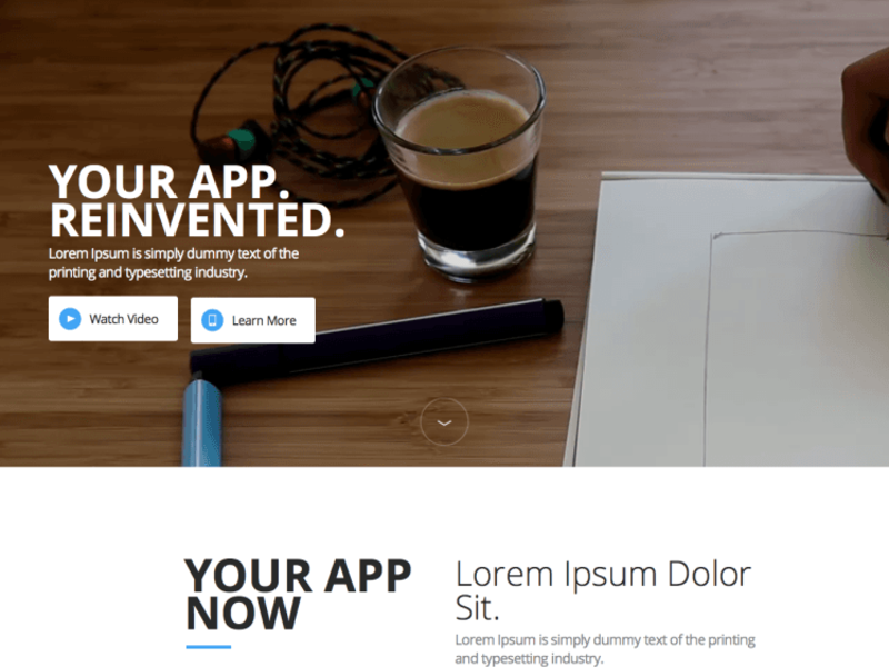 Image for Appi Mobile App Theme