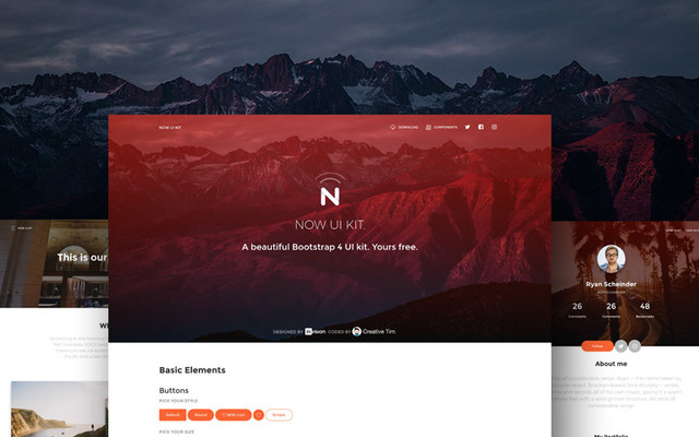 Thumbnail of Now UI Kit